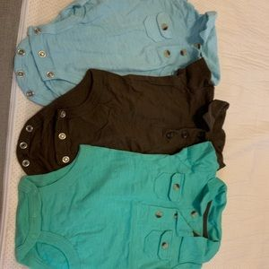 Infant polos 3 months